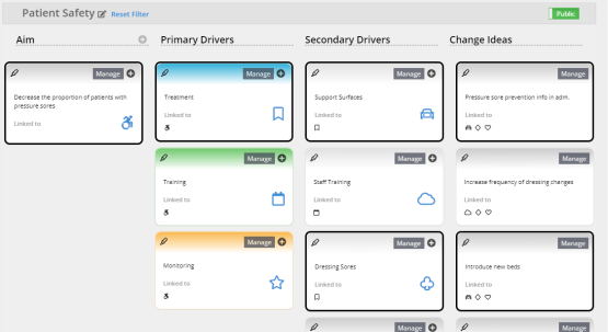 Highlighted Drivers to see the connected drivers along with others